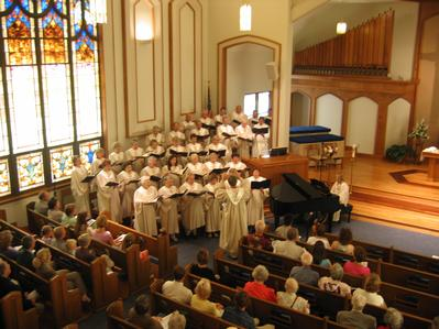 First Presbyterian Choir